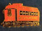 VINTAGE SHRINERS MASON MASONIC MIRTH TEHRAN TRAIN CABOOSE LAPEL PIN 1999