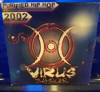 The R.O.C. - Virus Sampler CD Twiztid House of Krazees rare horrorcore