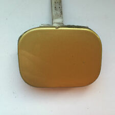 PEUGEOT 307 REAR BUMPER TOWING HOOK EYE COVER CAP YELLOW (R327)