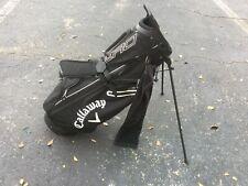 Callaway Hyperlite Zero Stand Golf Bag Black