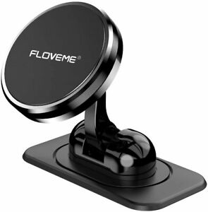 Supporto magnetico per telefono da cruscotto, Base morbida per incollaggio Auto