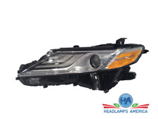 OEM Headlight - Toyota Camry LED (Chrome) (W/Integrated LED DRL) 18 Lh