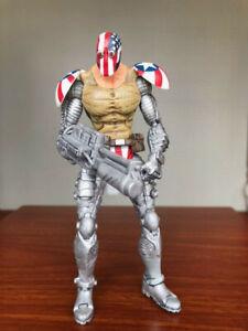 "Marvel Legends Legendary Comic Book Heroes Pitt Series Super Patriot 6"" figure"