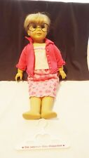 """An American Girl doll 2008 Blonde Blue-eyed 18"""" Causcassion Female with Glasses"""