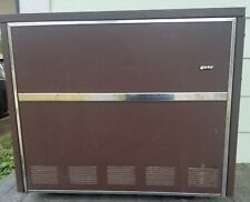 Cozy Natural Gas Vented Room Heater Brown