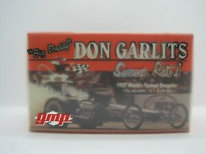 "1/43 Scale GMP ""Big Daddy"" Don Garlits Swamp Rat 1 Autographed"