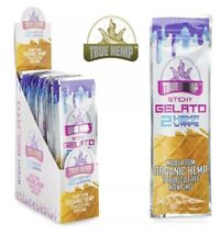 True Natural Organic Wrap - Sticky Gelato100% Organic