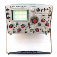 Oscilloscopio tektronix type 453 oscilloscope vintage two channel tester
