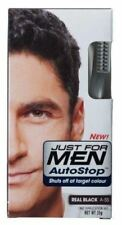 Autostop Hair Colora55 440103 35g Real Black by Just for Men