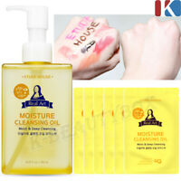 ETUDE HOUSE Real Art Cleansing Oil Moisture 185ml Makeup Cleanser Deep Cleanser
