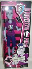 Monster High ghoul spirit Slo Mo Mortavitch sealed Rare son of a zombie Mattel