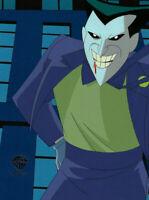 Batman Animated Series Original Production Cel Joker-Mad Love