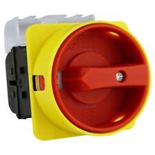 Emergency Switch Separating Switch Ml0 32A 3P Main Switch Ip54 Pce Merz 6600