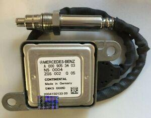 Original Mercedes Benz Nox Sensor A0009053403 (Wie Neu)