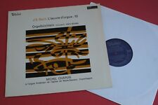 MB 850 Valois Stereo J.S Bach Organ Works Michel Chapuis Vol.10 FRANCE LP 1968