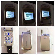 CELLULARE SAGEM MY C2-3 GSM SIM FREE DEBLOQUE UNLOCKED C2