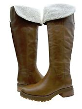 Michael Kors Womens Whitaker Tall Over The Knee Side Zip Casual Fashion Boots