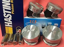 YCP P29 Teflon Coated Pistons 75.5mm .050 Oversize High Comp +Rings Honda D16