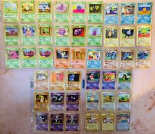 Pokemon Japanese Vending Series 1 2 3 Assorted 45 Card Lot Mewtwo Scyther Raichu