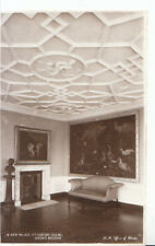 London Postcard - Kew Palace, 17th Century Ceiling - Queen's Boudoir - Ref 6404A
