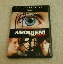JARED LETO MARLON WAYANS REQUIEM FOR A DREAM Signed DVD