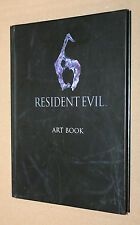 Resident Evil 6 Artbook Art Book 18x13cm 28 pages