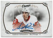 2015-16 Upper Deck Champ's Autographs On Card Auto Pick Any Complete Your Set