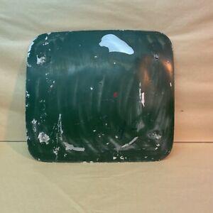 Original MG MGA Aluminum Skin Rear Deck Lid Rear Boot Lid OEM