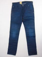 G-Star Raw Faeroes Deck Tapered W32 L32 RRP £124.99 Indigo Emerald Denim Jeans