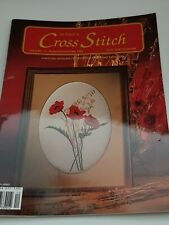 Jill Oxton's Cross Stitch Book Charted Designs For Cross Stitch/Tapestry (A10)