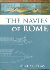 Roman Navy Mediterranean Black Sea Rhine Carthage Greek Wars Britain 750Bc-450Ad