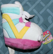 "Shopkins Sneaker Plush Sneaky Wedge  6"" Stuffed toy New w tags"