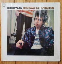 Bob Dylan LP in Shrink w/ Highway 61 Revisited Vinyl Columbia KCS 9189 Stereo NM