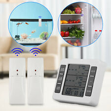 Surobayuusaku ZFX-900 LED Display Digital Thermometer LED Temperature Monitor Fridge Freezer Water Tanks Probe Sensor 220v AC