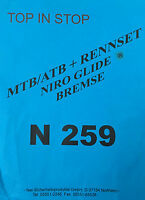 MTB/ATB+Rennset Bremse Bowdenzüge Niro komplett
