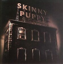 Process; Skinny Puppy 1996 CD, Industrial Metal, PROMO American  WB Very Good