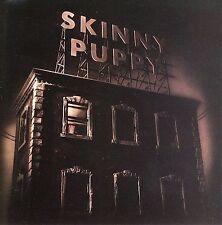 Process; Skinny Puppy 1996 CD, Industrial Metal, PROMO American  WB Very Good