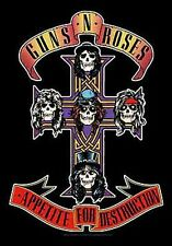 Guns n Roses Appetite for Destruction Fabric Poster Flag