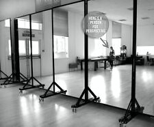 Portable Mirrors - Gym, Dance, Fitness, Sports, Rowing