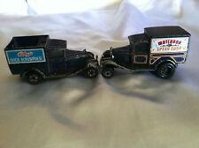 Model A Ford matchbox cars Rice Krispies & Matchbox Speed Shop