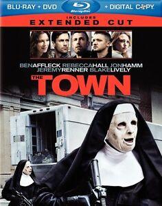 The Town (Blu-ray + DVD)