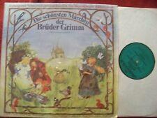 Die schönsten Märchen der Gebrüder Grimm    rare Lingen Köln LP