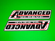 ADVANCED SLEEVE MARINE BOAT ATV MOTORCYCLE SNOWMOBILE WATERCRAFT STICKERS DECALS