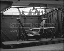 USN F9F Panther Aboard USS Bon Home Richard Korea 1952 8x10 Aircraft Photos