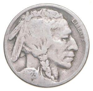 Better - 1923-S Indian Head Buffalo Nickel *800
