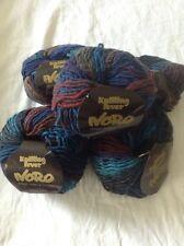 Noro Yarns, Multicolored, 5 Skeins