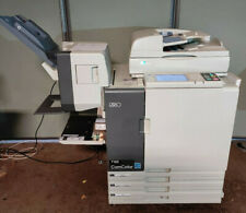 RISO COMCOLOR 7150 + MODULE AGRAPHAGE    Gtie 3 mois  waranty 3 months