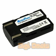 Camera Battery For Samsung SB-LSM80 SB-LSM160 SB-LSM320 SB-LSM330 SC-D263 900mAh