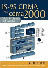 IS-95 CDMA and cdma 2000: Cellular/PCS Systems Implementation-ExLibrary