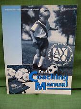 AYSO American Youth Soccer Organization Coaching Manual Book 1995